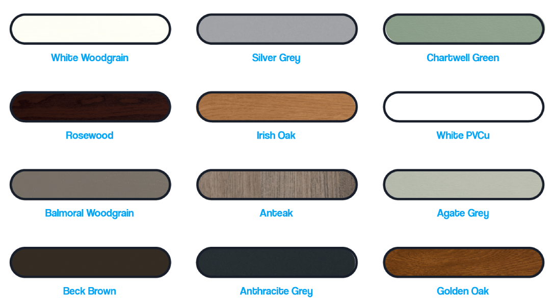 flush sash colour range from the builders choice part 2